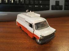 Dinky Toys #287 Ford Transit Police Van - Repainted