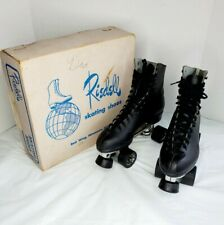 RIDELL MEN'S SKATES, RED WING SHOES VINTAGE, SIZE 9 MODEL 110 B NEW OPEN BOX