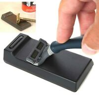 Razor Blade Sharpener Shaving Extend Razor Blades Life Works on any Razor Blades
