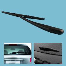 Set Rear Window Windshield Wiper Blade & Wiper Arm For Peugeot 206/207 1998-2010