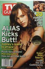 TV Guide Feb 6-12 2005 Jennifer Garner Cover
