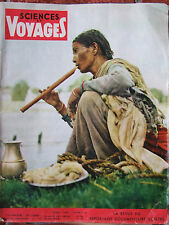 SCIENCE ET VOYAGES n°148 (avril 1958) Iles Gilbert - Tanger- Pays Maya-Groenland