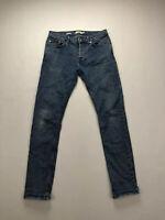 TOPMAN STRETCH SKINNY Jeans - W30 L32 - Blue - Great Condition - Men's