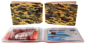 80+ DESIGNS BUS PASS WALLET CREDIT TRAVEL RAIL ID HOLDER FOR OYSTER CARD LOT