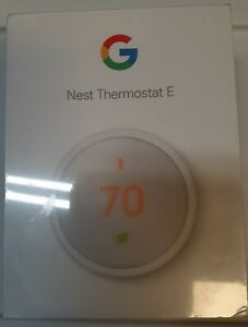 ** NEW ** - Google Nest Thermostat E - White (T4000ES)