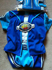 Lazy Town Sportacus Costume with all Accessories age 7-8 years BNWT