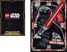 Lego Star Wars™ Series 1 Card 76 - Sith Lord Darth Vader XXL Card