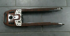 Mercedes AMG Frame Centre Console W221 Burr Walnut Cover Armrest A2216800434