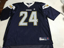 REEBOK NFL San Diego Chargers Ryan Mathews Football Jersey #24 Men Size XL (NWD)