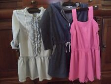 3 Girls  Trendy Designer Outfits. SZ 7. 1xNWOT & 2xAs New. Value Over $120