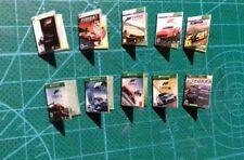 Videogame collector set. Miniature Videogames.  MAE Mini World