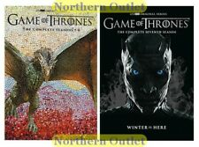 Game Of Thrones - The Complete Series Seasons 1 2 3 4 5 6 7 New DVD Box Set 1-7