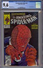 Amazing Spider-Man #307 CGC 9.6 NM+ Wp Chameleon Marvel Comics 1988 McFarlane