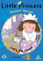 Little Princess: Let's Be Good DVD (2010) Edward Foster cert U ***NEW***