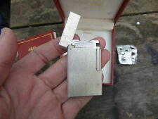 Vintage Dupont Lighter, with box and instructions