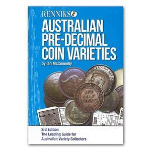 Australian 1910-1964 Pre-decimal Coin Varieties Catalogue – Renniks 3rd Edition