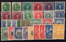 P95268 / VENEZUELA / LOT 1904 - 1923 NEUF * / MH 110 €