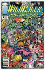 WILDC.A.T.S. #3   Vol. 1   Jim Lee   Newsstand UPC Variant   RARE   1993   NM-