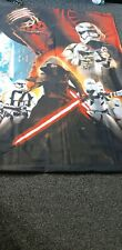 Star Wars Reversible Single Duver Cover & Pillowcase Set Very Good Condition