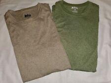 Men Rei Hiking Athletic Shirts M