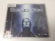 DEUX EX . Dvd-Rom España .. Envio Certificado ...Paypal