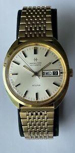 Vintage Rare Hamilton elipsa Watch Automatic Antimagnetic Hamilton 3 ATM Watch