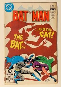 Batman #355. (DC 1983) Bronze Age Issue.