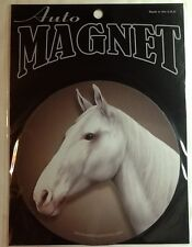 Horse Magnet Car Truck Auto Sport Kitchen Fridge Locker Trailer Magnetic