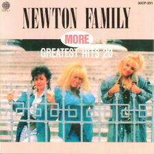 Newton Family – More Greatest Hits 20 - CD