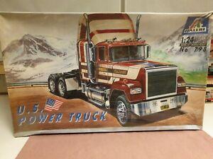 Italeri U.S. Power Truck