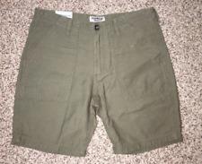 Express Shorts Mens Size 32 Green Modern Fit NWT