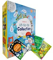 Usborne Lift-the-Flap Collection 5 Books Set by Katie Daynes