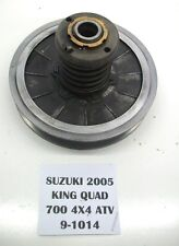 2005 SUZUKI LT-A700X KING QUAD 700 4X4 SECONDARY CLUTCH