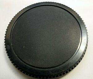 Vivitar Camera Body Cap Konica Hexanon for AR mount Autoreflex T2 T3 T4 FP-1