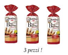3 pezzi PAN BAULETTO MULINO BIANCO 400 GR SENZA OLIO DI PALMA PANE