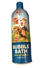 Paw Patrol Pup Pup Berry Bubble Bath by Nickelodeon 16 Fl Oz
