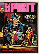 Spirit Comic, Number 1, Will Eisner, Book Warren Magazine B&W & Color NM.