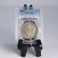 1888 S Morgan Dollar PCGS AU53 *Rev Tye's* #7777199