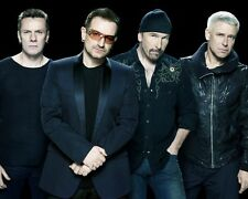 Bono - Paul David Hewson / U2 8 x 10 / 8x10 GLOSSY Photo Picture IMAGE #3