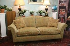 Parker knoll sofa beautiful fabric still selling £1550 new Great condition
