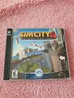 Sim City 4 Deluxe Edition Pc Computer Game Cd-rom, 2003