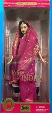 BARBIE Princess of India  Princess Dolls of the World Collectibles 2000 New