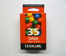 Lexmark 35 XL color X5070 X5075 X5250 X5270 X5470 X5490 Z845 Z1300 Z1310 -OVP ND