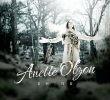 ANETTE OLZON - SHINE  CD NEW+