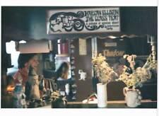 8 x 10 photo of Harlan Ellison taken at his home in 1980. Wonderful pic!