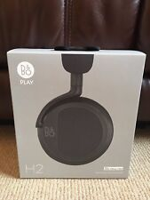 Bang & Olufsen B&O Play BeoPlay H2 Carbon Blue Headphones