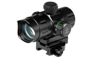 "UTG® 4.2"" ITA Red/Green CQB Dot with QD Mount, Riser Adaptor, SCP-DS3840W"