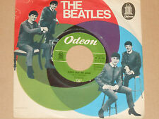 """THE BEATLES -Can't Buy Me Love / You Can't Do That- 7"""" 45 Odeon (O 22 697)"""