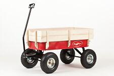 Toby All Terrain Wagon - pull along cart, trolley, truck, radio, buggy, flyer