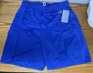 REEBOK Adult Workout Shorts Size L Uni-sex A3003